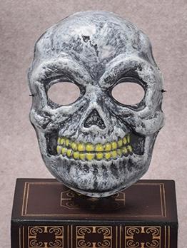 Halloween Ball Party Skull Scary Mask