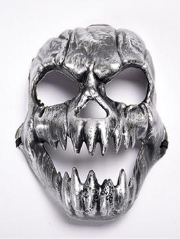 Party Terrorist Face Skull Halloween Mask