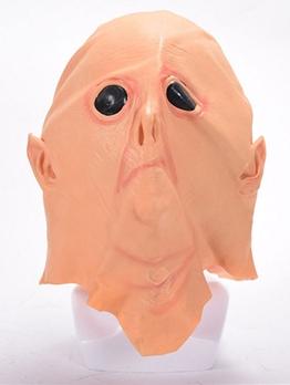 Halloween Imitation-Latex Headgear Mask
