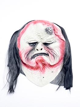 Scary Terrorist Latex Fabric Halloween Mask