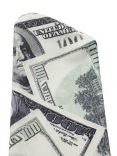 Dollar Printed High Waist Tights
