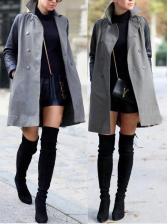 Fashion Solid Chunky Heel Thigh High Boots