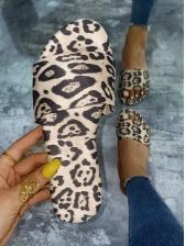 Euro Animal Printed Designer Slippers