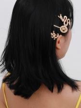 Creative Animal Shape Vintage Hairpin