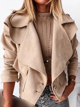 Fashion Street Punk Women Jacket Coat