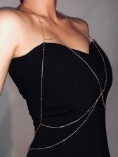 Simple Fashion Club Sexy Women Body Chain