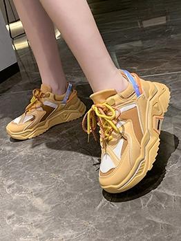 Fashion Casual Sport Trendy Women Sneakers