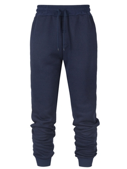 Solid Color Casual Sports Jogger Pants