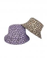 New Leopard Print Outdoor Cap