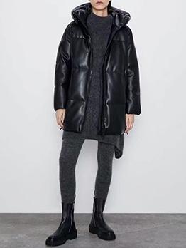 British Style Winter Warmth Down Coats