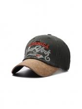 Trendy Cotton Outdoor Sun Hat Baseball Cap