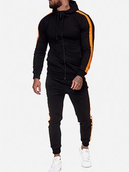 New Zipper Hoodie Mens Activewear