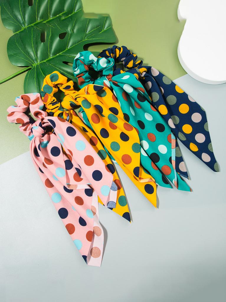 Japanese Style Sweet Dot Hair Band
