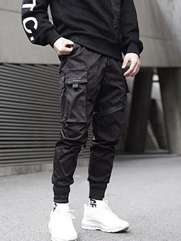 Personality Cargo Harem Long Pants Men