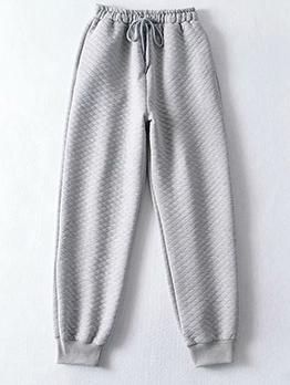 Casual Sport Style Autumn Long Pants