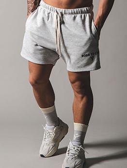 Summer Loose Short Pants For Men