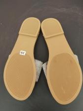 Rhinestone Non Slip Beach Summer Slippers