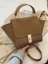 Chic Design Alligator Pattern Shoulder Bags For Women