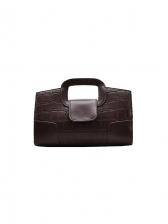 Chic Design Stone Pattern Chain Shoulder Bag