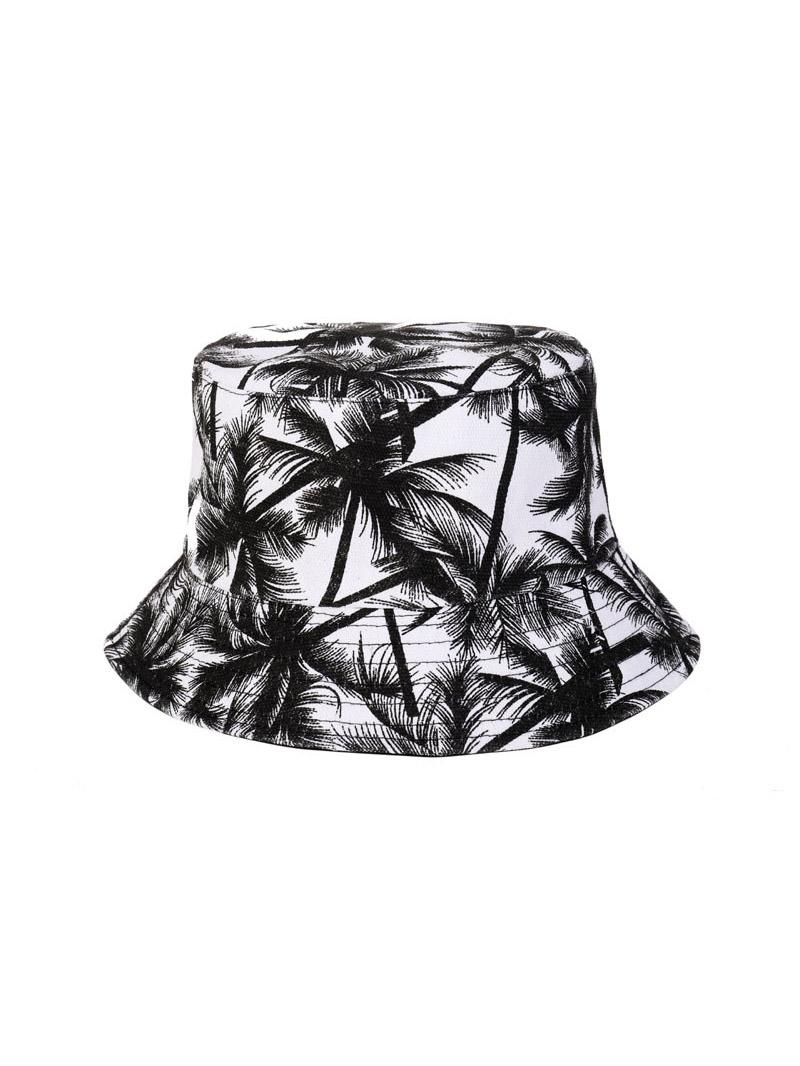Summer Print Reversible Sun Fisherman Hat