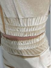Deep V Neck Long Sleeve Two Piece Velvet Set