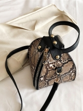 Korea Leopard Mini Handbags For Women