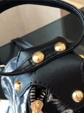 Korea Leopard Mini Handbags For Women