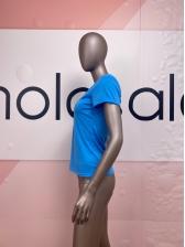 Simple Design Printed Women T-Shirt