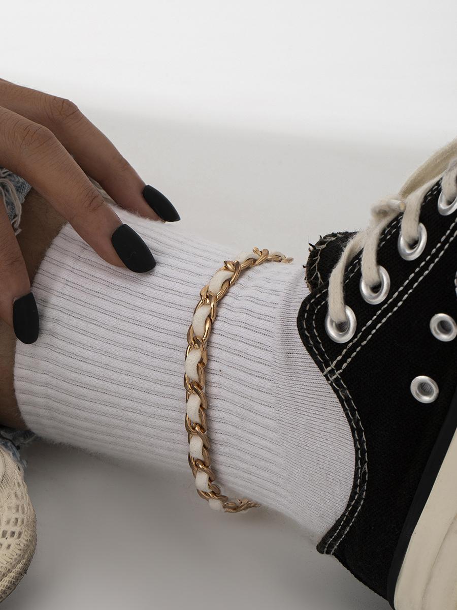 Fashion Versatile Women Ankle Chain