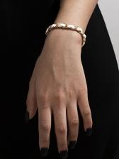 Unique Deft Design Punk Iron Bracelet