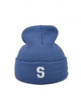 Trendy Korean Students Knitted Beanie