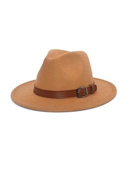 Fashion Casual Jazz Woolen Fedora Hat