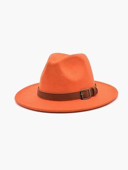 Travel Gentleman Autumn Outdoor Fedora Hat