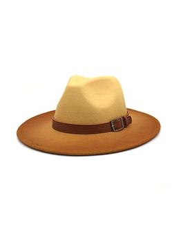 Jazz British Style Travel Fedora Hat