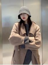 Casual Solid Korea Fishing Hat