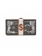 Million Dollar Rhinestone Decor Evening Min Bag