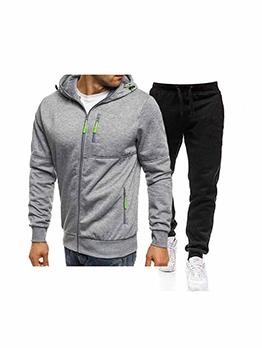 Casual Plush Long Sleeve Activewear