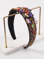 Luxury Rhinestone Prom Exquisite Hair Hoop