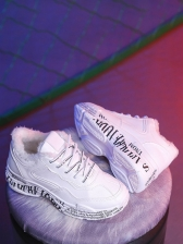 Hot Sale Letter Printed Sneakers For Women