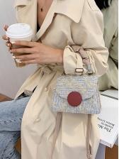 Niche Ladies Shoulder Bag With Handle