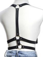 Women Punk Style Street Snap Belt