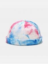 Tie Dye Print Street Hip Hop Hats Unisex