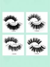 No Glue Liquid Eyeliner False Eyelashes Set