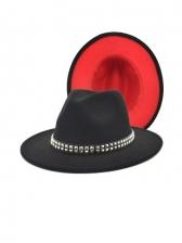 Autumn Unisex Fashion Outdoors Sun Felt Hat