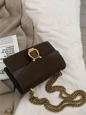 Vintage Chain Shoulder Bags For Women