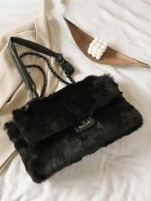 Korea Chain Shoulder Bags Ladies