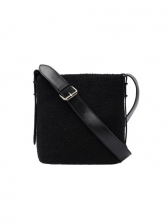 Casual Solid Plush Shoulder Bags