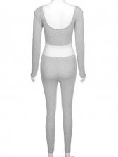 Outdoor Long Sleeve Jumpsuit Women