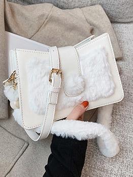 Versatile Patchwork Armpits Shoulder Bags