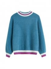 Korea Loose Crew Neck Sweater
